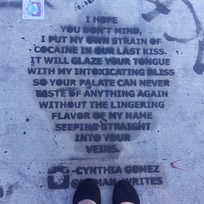 Wynwood pavement