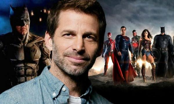Zack Snyder revela primeira visão de Coringa em sua versão da 'Liga da Justiça'