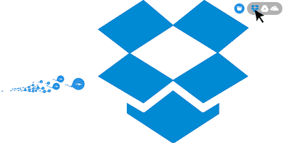Save Online Image and Documents to Dropbox or other Clouds with Balllon