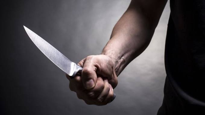 Homem leva facada de primo em uma festa familiar em Toledo