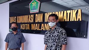 Menjajaki Program Pendidikan Politik, Bawaslu Kunjungi Kominfo Kota Malang