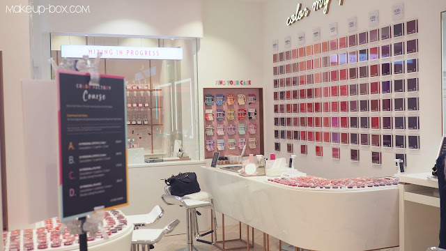 ETUDE House Colour Factory: Find A Perfect Lip Shade