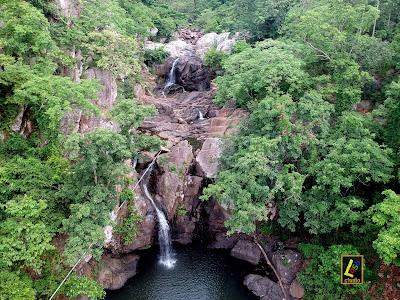 Sitakund Waterfall of Mayurbhanj
