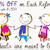(Loot) LittleApp: How to Get 50% Off Coupon on Signup (up to Rs.300) and 50% Off Coupon on Referral