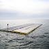Oceans of Energy installeert eerste drijvende zonnefarm-systeem op zee ter wereld