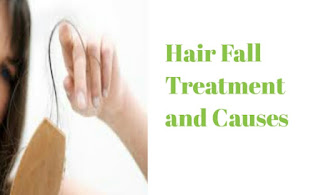 Hair Fall Treatment and Causes