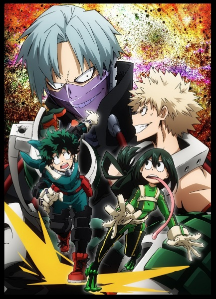 Boku no Hero Academia: Training of the Dead, Assistir Boku no Hero Academia: Training of the Dead, Download Boku no Hero Academia: Training of the Dead, Ova