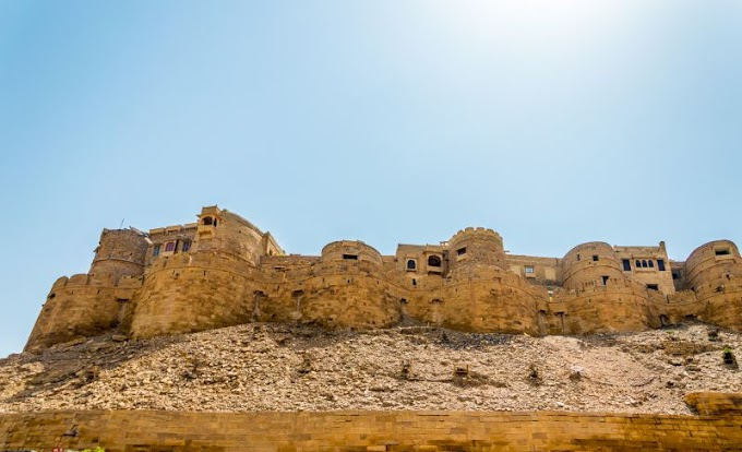 A Tryst with Royalty - Bikaner & Jaisalmer - Day 4 - The Sonar Kila -The Living Fort