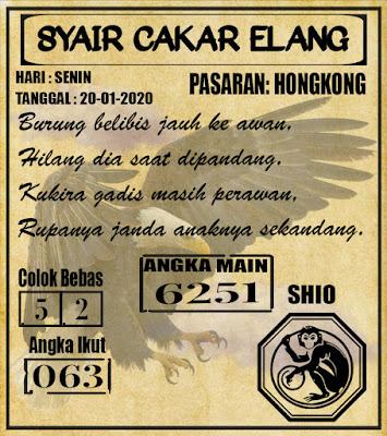 SYAIR HONGKONG 20-01-2020