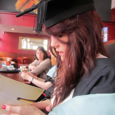 Typewriter Teeth University of Hull Clearing Graduation Image