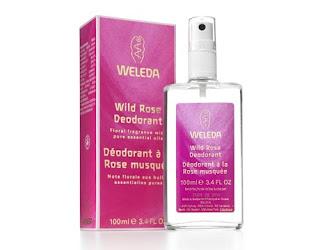Weleda Deodorant Sprays