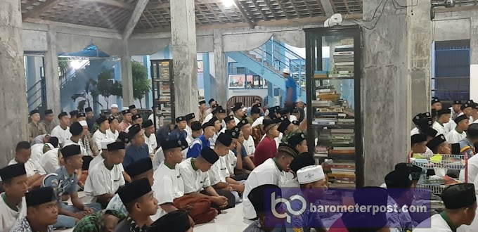 SAFARI TAHAJJUD DANDIM 0824 JEMBER ,LEBIH DEKATKAN TNI DAN  MASYARAKAT