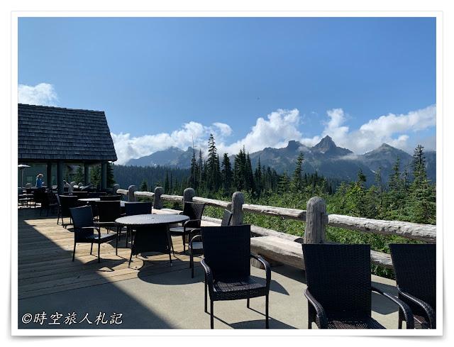 Mt Rainier paradise inn 2