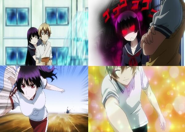 حلقة خاصة من أنمي Tasogare Otome x Amnesia Taima Otome مترجم