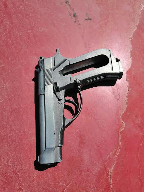 En acción operativa, asegura SSP a uno en posesión de armas de fuego