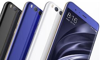 Spesifikasi Lengkap Xiaomi Mi 6