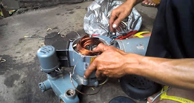 Jasa Pasang & Service Pompa Air Tanjung Selor, Kalimantan Utara Murah