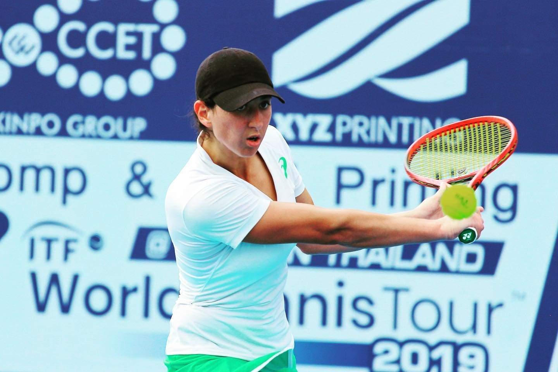 إقصاء إيبو في الدور النصف النهائي لزوجي من الدورة المنستير الدولية لتنس (الأسبوع السابع)