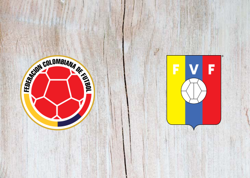Colombia vs Venezuela -Highlights 11 September 2019