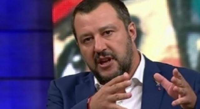 حزب سالفيني سيرد 49 مليون يورو للدولة الإيطالية، 600 ألف يورو  سنويا حتى 2094