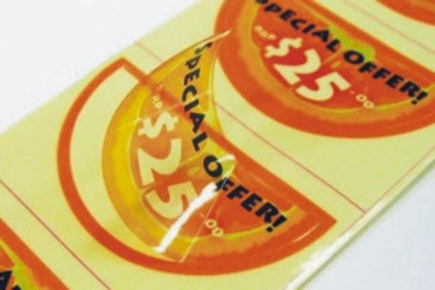 tem decal nhựa trong