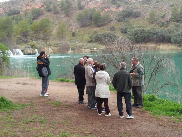 Visita guiada de Ecodestinos