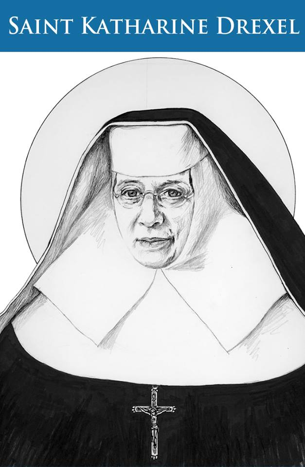 life and canonization of mother katharine drexel