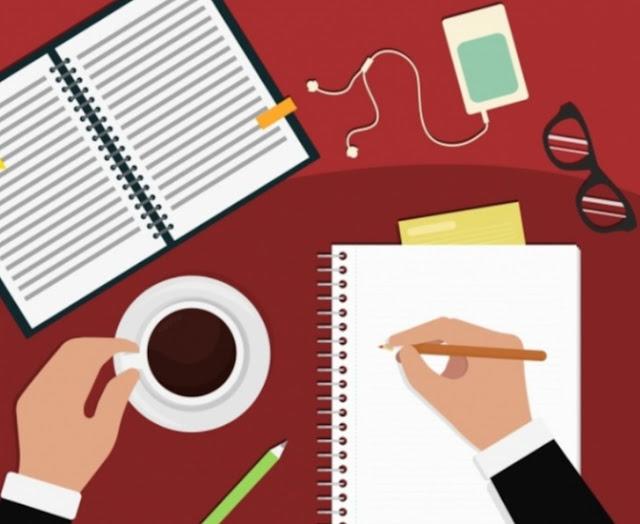 Beberapa Manfaat Menulis dengan Tangan