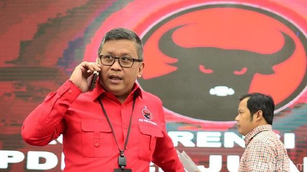 KPK Ragu Soal Keterlibatan Hasto PDIP