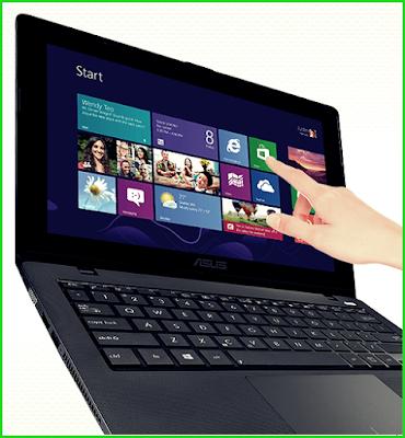 Laptop ASUS Layar Sentuh - Notebook untuk Pelajar