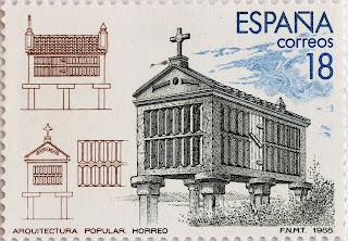 HÓRREO DE PIEDRA