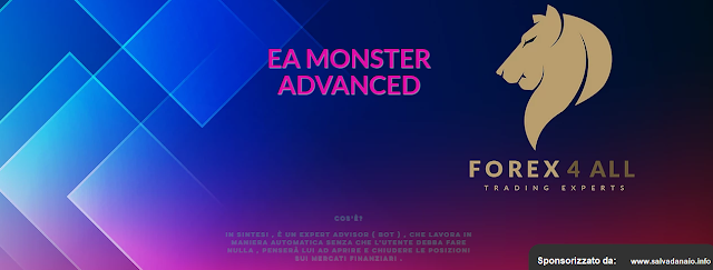 EA Monster Advanced: come fare trading automatico