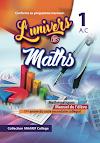 l'univers des maths 1ème année du collège pdf   تحميل كتاب الرياضيات الاولى اعدادي خيار فرنسية