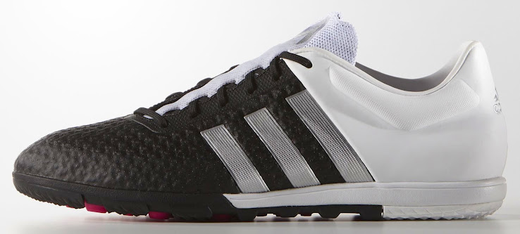 the best attitude 8b27e 735ac Black / White Adidas Ace 15+ Primeknit Cage Boots Released ...