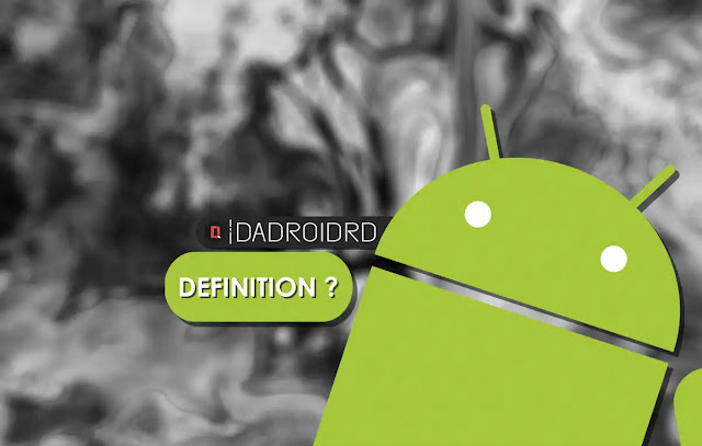 tak mengenal Smartphone Android dizaman kini ini Makna dari logo ANDROID