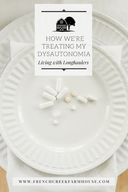 The pros and cons of pharmacological treatment approaches for dysautonomia