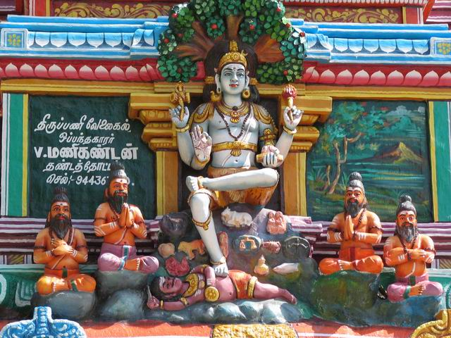 All about Hindu God Dhakshinamurthy