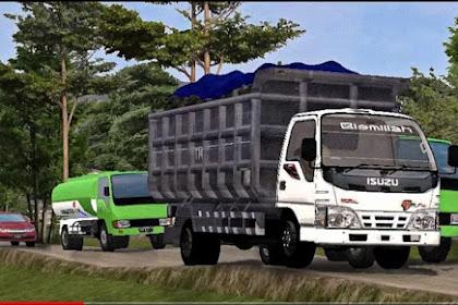 Mod Truck Isuzu NKR Elf Dump By Budesign