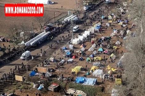 أخبار المغرب: درون يونانية تجهض أحلام حراكة مغاربة في بلوغ أوروبا