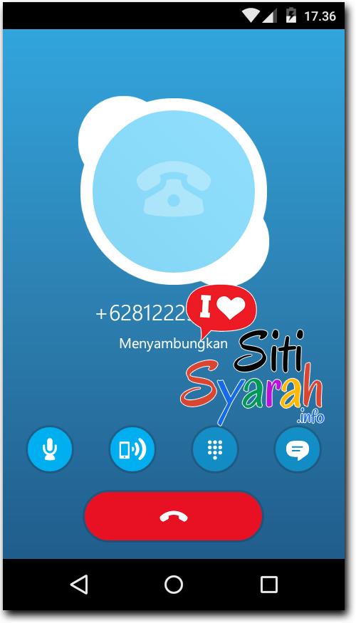 Aplikasi Android untuk nelpon gratis