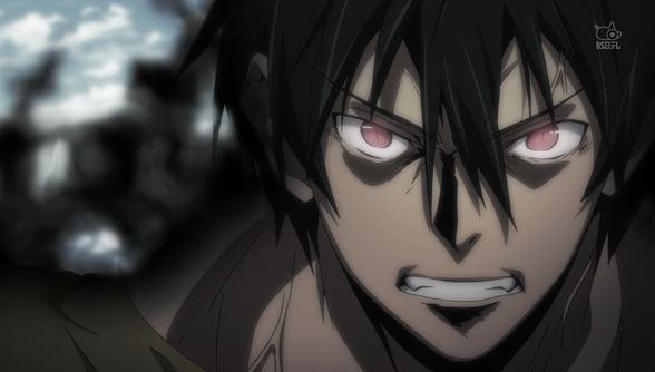 anime mirip one puch man Hataraku Maou-sama!