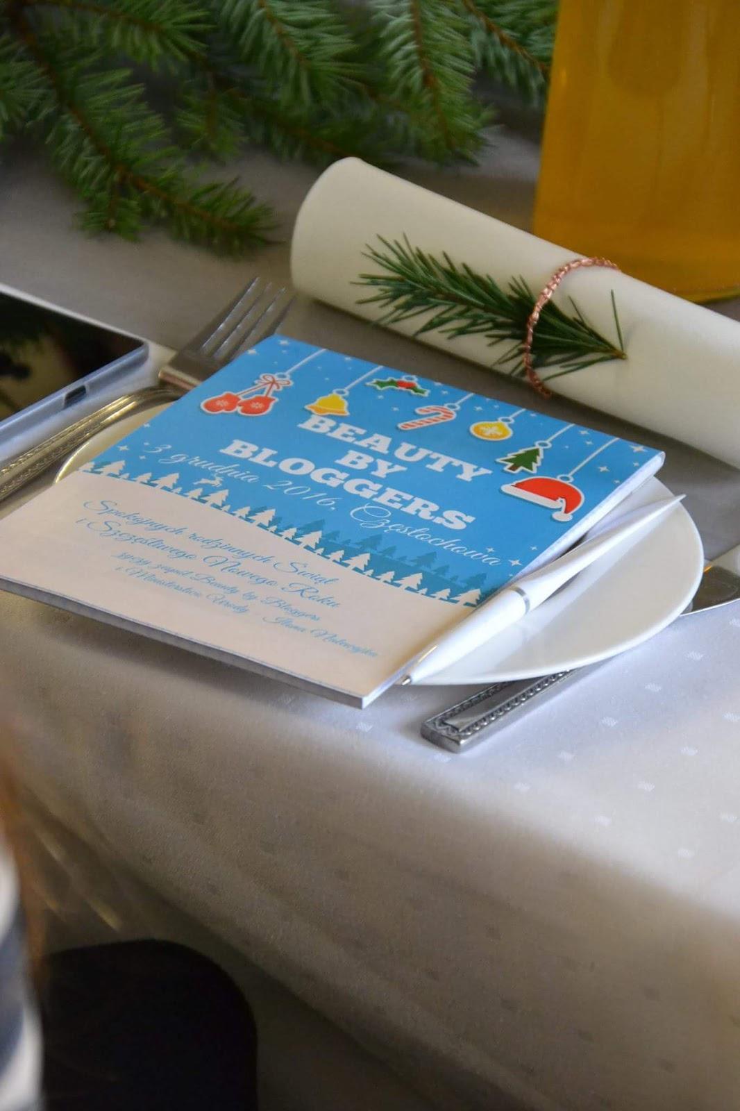 Beauty by Bloggers II - czyli świąteczna edycja spotkania blogerek w Częstochowie