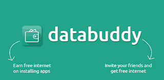 2. Databuddy App: Refer And Earn Rs.220 Assured Paytm Cash