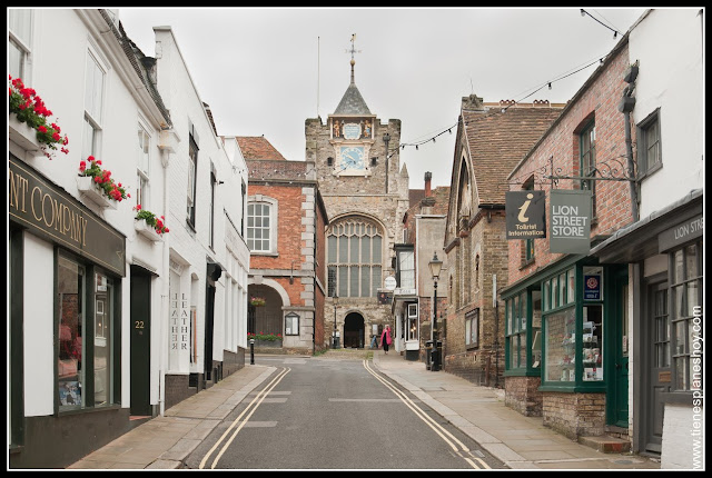 Rye Inglaterra