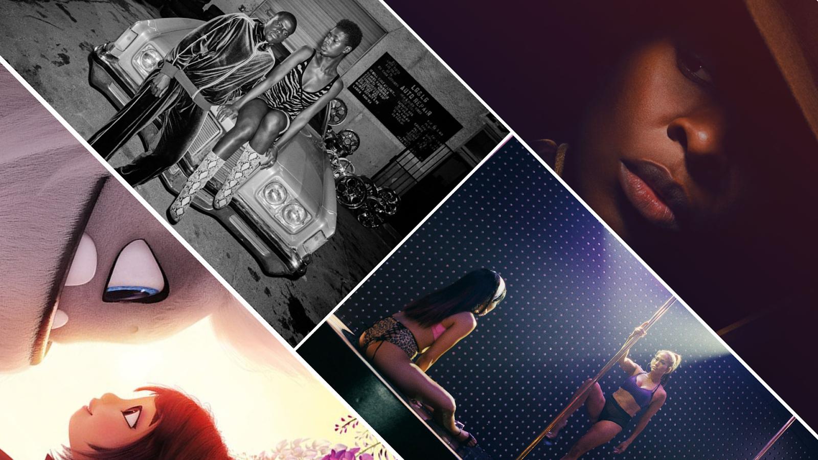 Colagem 10 filmes dirigidos por mulheres para conferir em 2019