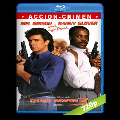 Arma Mortal 3 (1992) BRRip 720p Audio Trial Latino-Castellano-Ingles 5.1