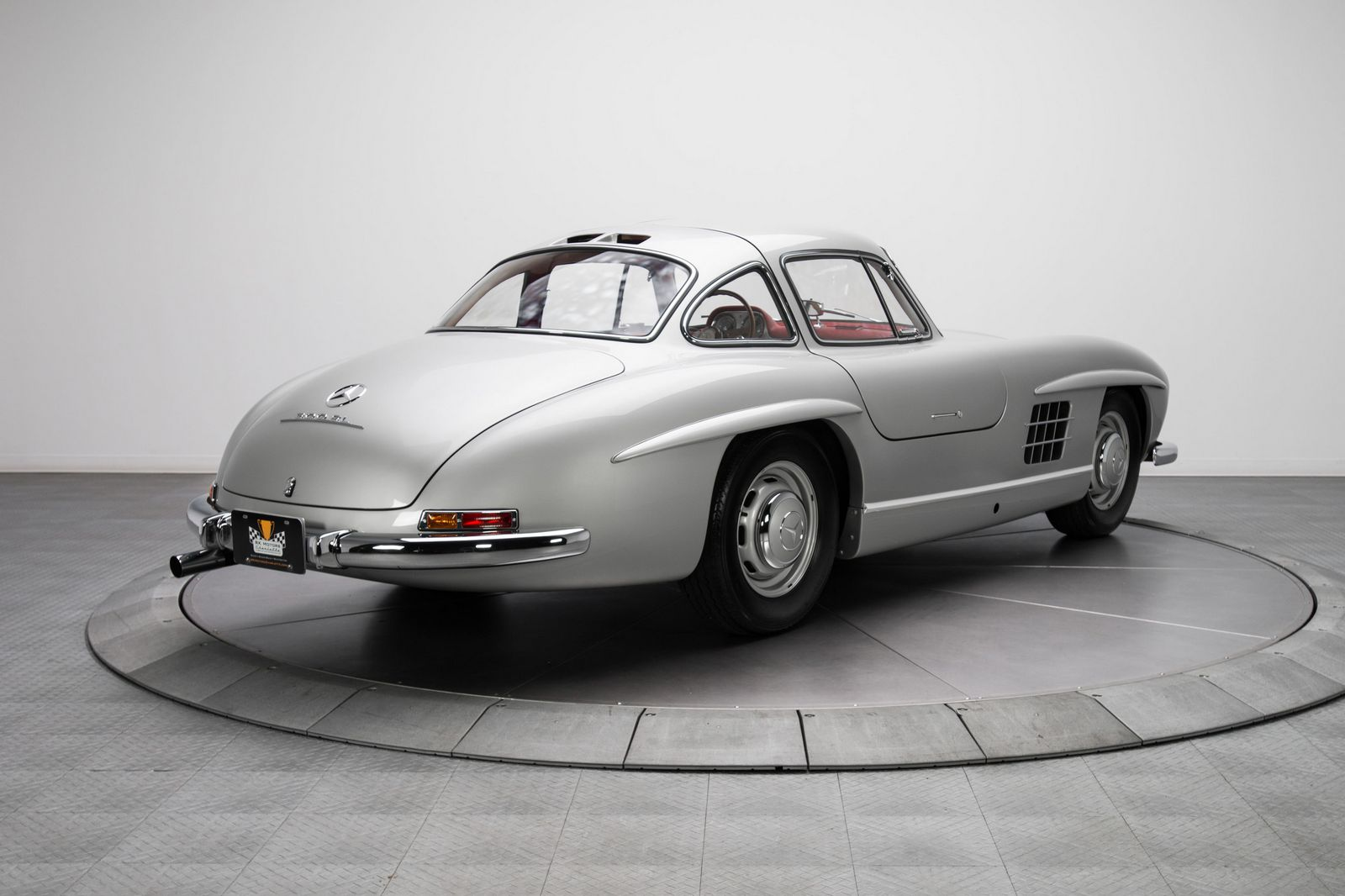 F 150 Models >> Mercedes-Benz 300SL 'Gullwing' Sells For Impressive $1.9