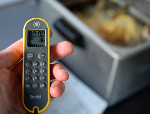 Thermoworks TimeStick is a handy tool for the grill and kitchen.