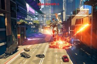 لعبة Crackdown 3