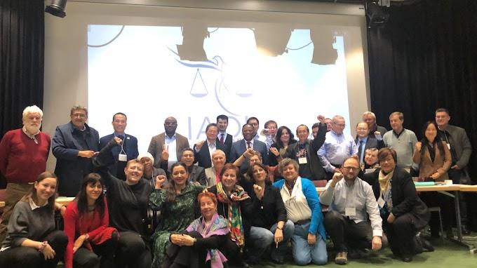 الجمعية الدولية للحقوقيين الديمقراطيين تصادق على قرار يدين الجرائم المتركبة ضد المدنيين الصحراويين في الصحراء الغربية المحتلة.
